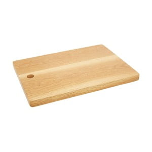 Krájecí prkénko z dubového dřeva Premier Housewares, 24 x 32 cm
