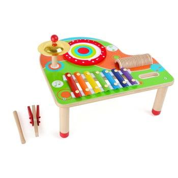 Măsuță cu instrumente muzicale Legler Notes Music imagine