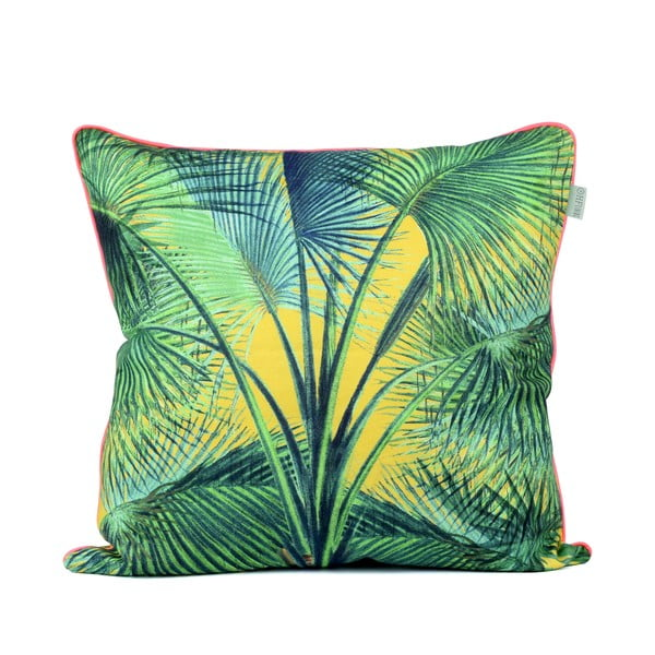 Bavlněný povlak na polštář HF Living Palm Leaves 50x50cm