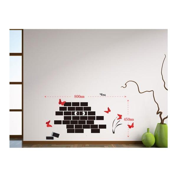 Autocolant de perete Mauro Ferretti Wall, 45 x 80 cm