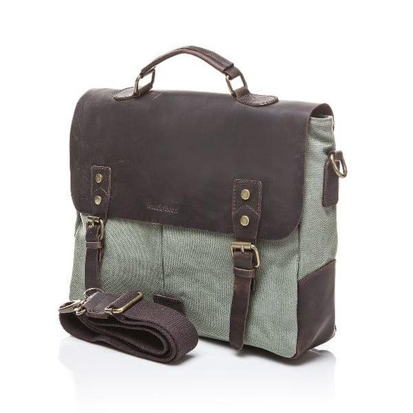 Pánská taška Ferruccio Laconi 5002 Green