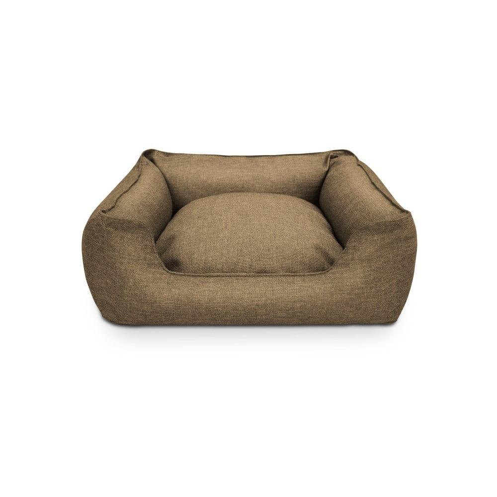 Béžový pelíšek pro psy Marendog Pulsar Premium