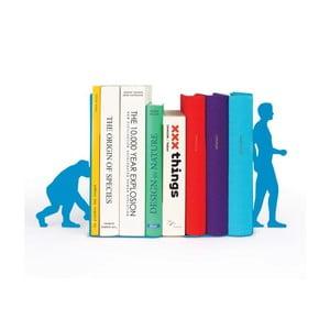 Zarážky na knížky Evolution Blue