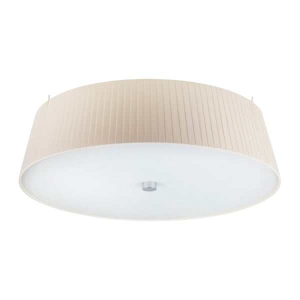 KAMI krémszínű mennyezeti lámpa, ⌀ 45cm - Sotto Luce