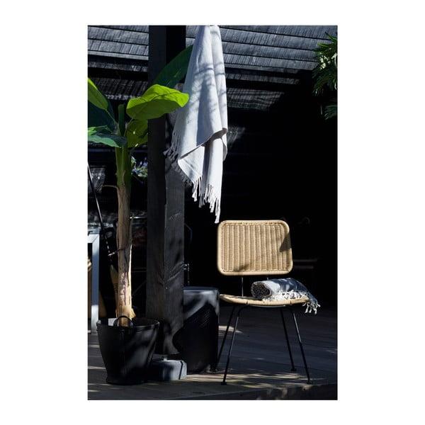 Sada 2 přírodních židlí De Eekhoorn Hilde