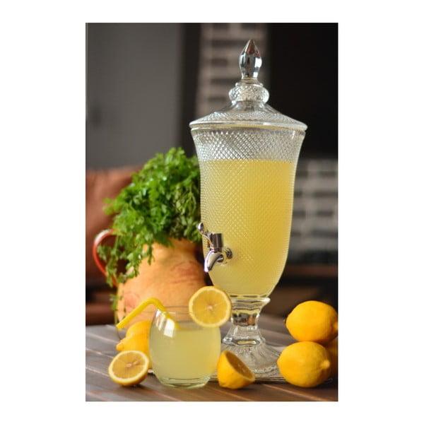 Vas din sticlă pentru limonadă Didim, 1,5 l