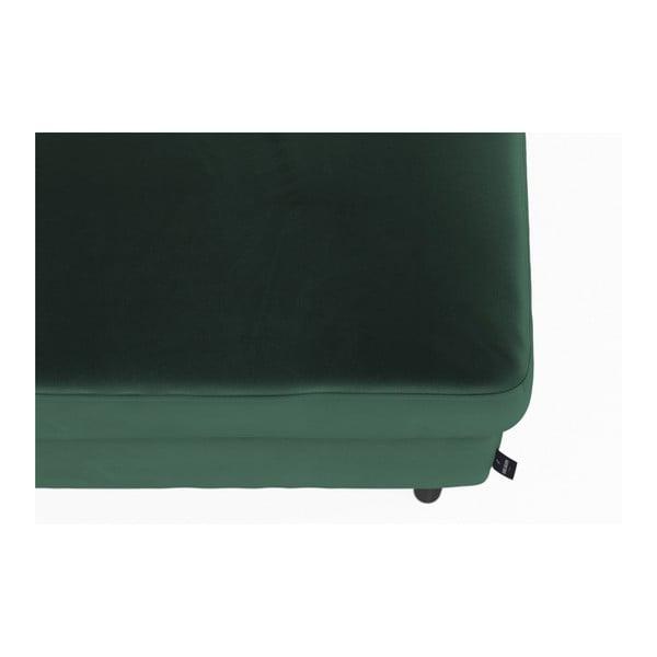 Zelený puf Daniel Hechter Home Memphis Emerald Green