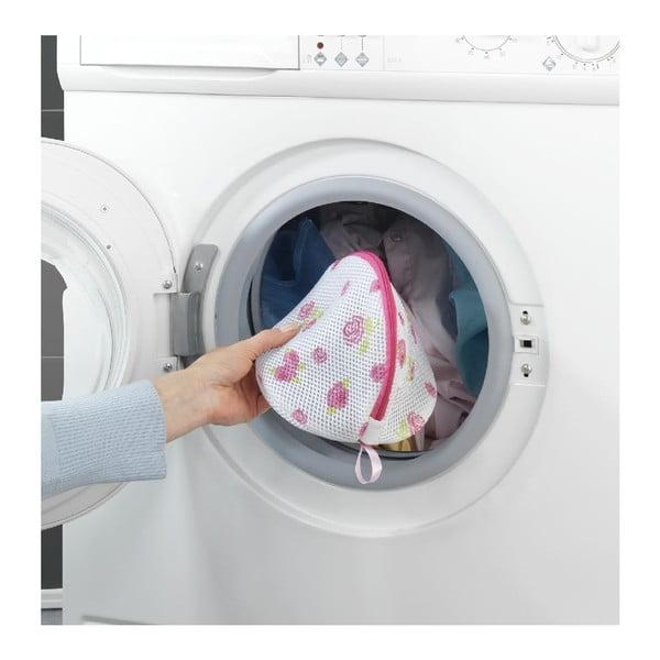 Sada 2 květovaných sítěk na praní spodního prádla Wenko