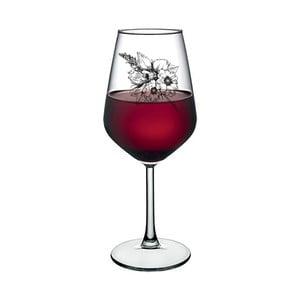 Sklenice na víno Vivas Amazon Flowers, 345 ml
