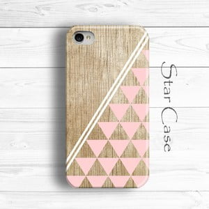 Obal na iPhone 4/4S Aztec Pink