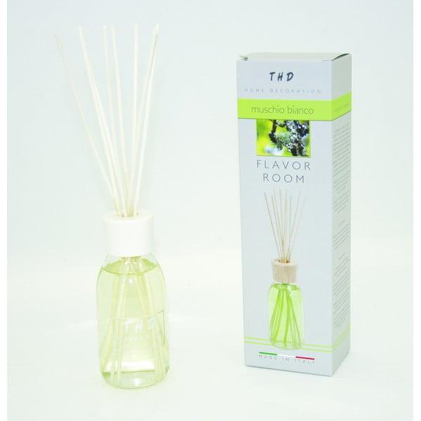 Difuzér THD Fragnances, bílé pižmo 200 ml