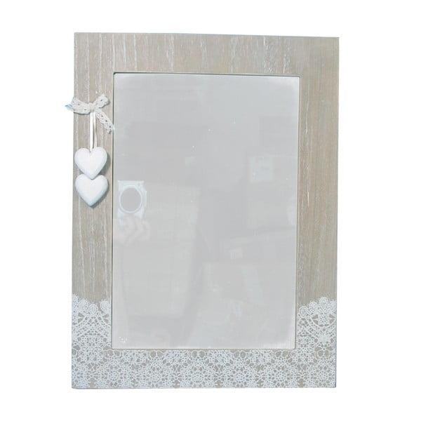 Zrcadlo s krajkou Bolzonella