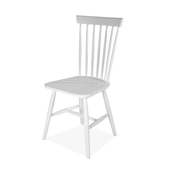 Sada 2 židlí Amb White