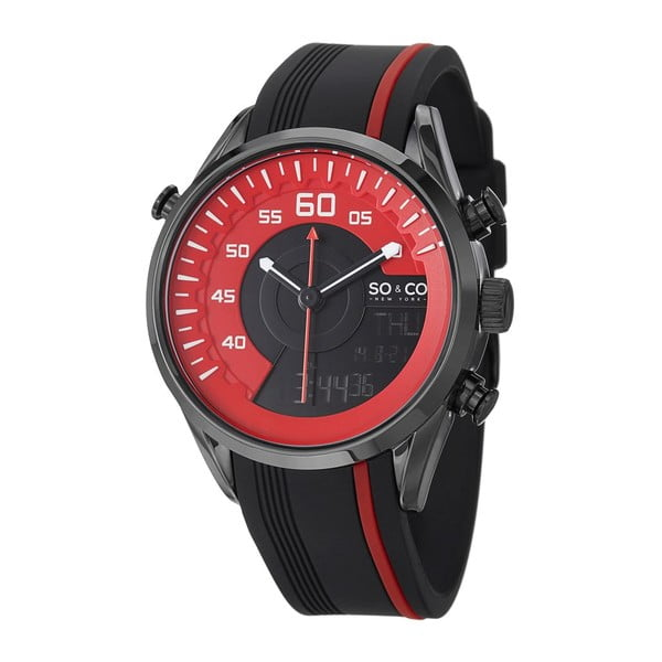 Pánské hodinky Monticello Sporty Red