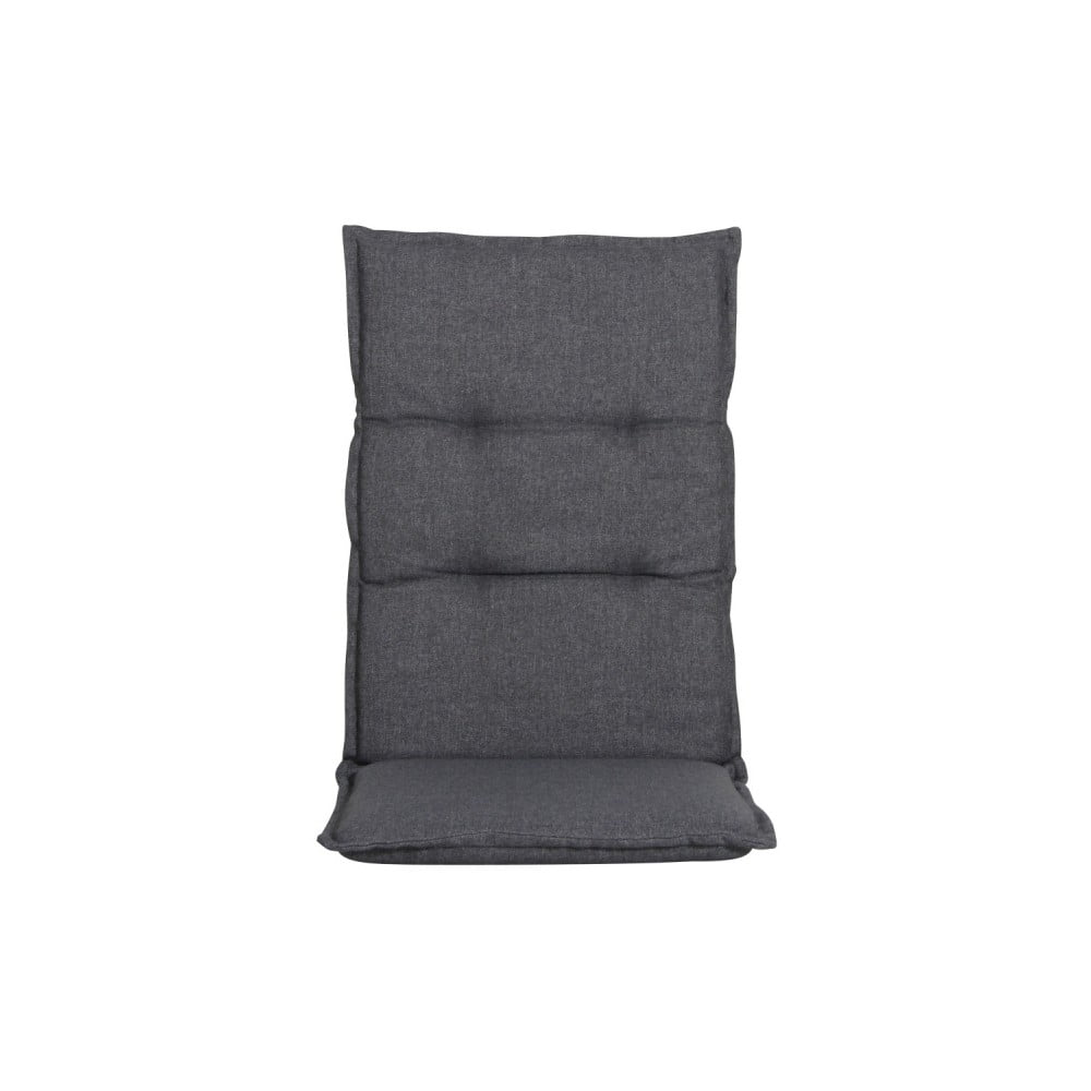 Tmavě šedé polstrování na polohovací židli Brafab Ninja