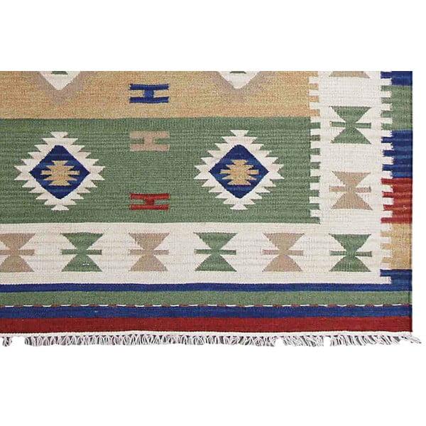 Ručně tkaný koberec Kilim Classic K83, 125x185 cm