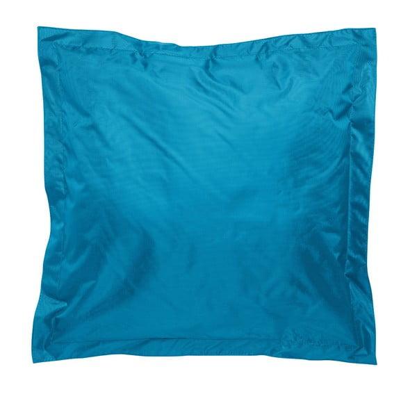 Modrý venkovní polštářek Sunvibes, 65 x 65 cm