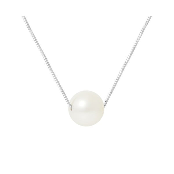 Náhrdelník s říčními perlami Dina