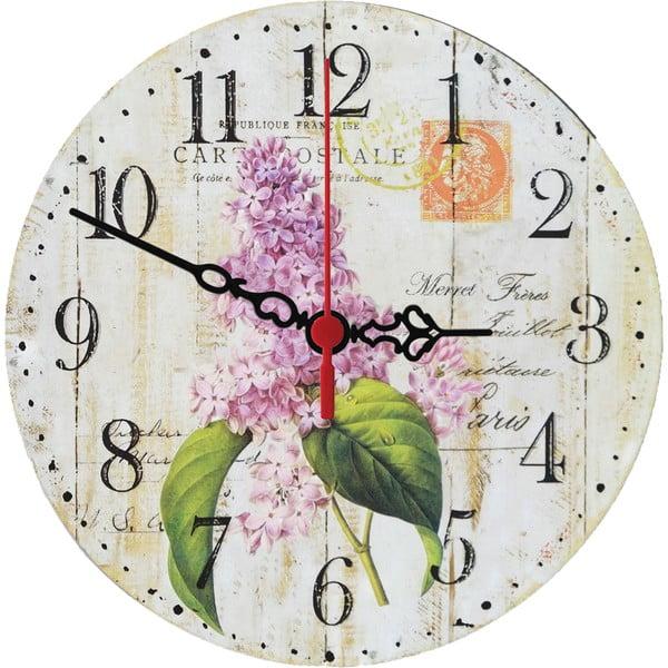 Nástěnné hodiny Merret Freres, 30 cm