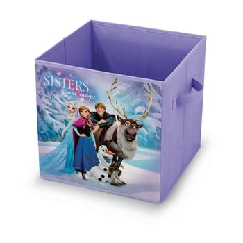 Cutie depozitare Domopak Living Frozen, mov imagine