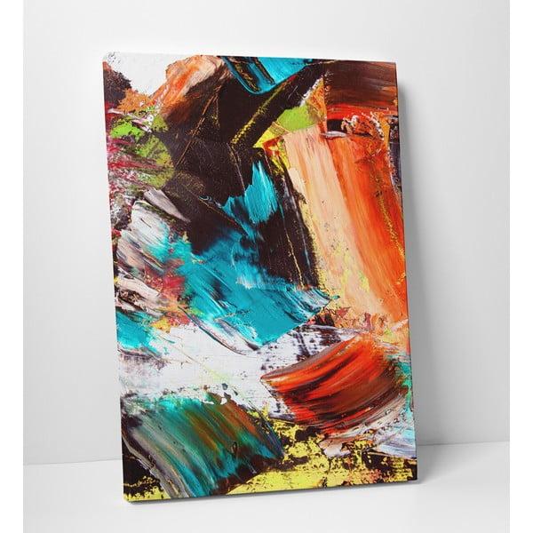 Obraz na plátně Abstraktní krása, 50x70 cm