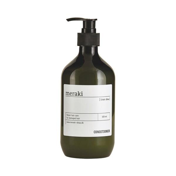 Balsam de păr Meraki Linen Dew, 500 ml