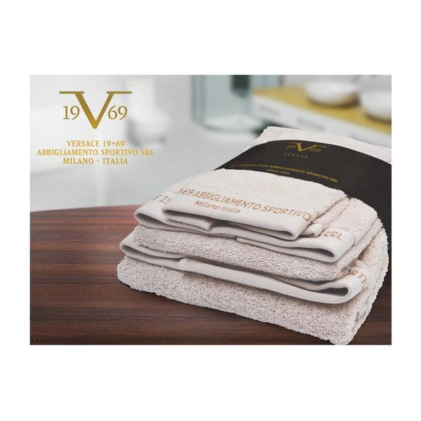 Set osušky a 2 ručníků Bergner Melea