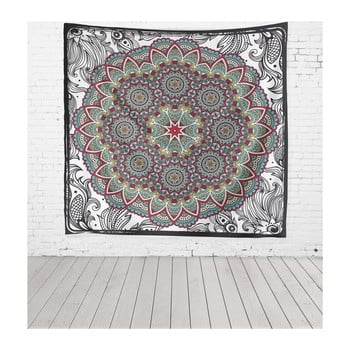 Tapiserie Madre Selva Dreamcatcher, 140 x 140 cm imagine