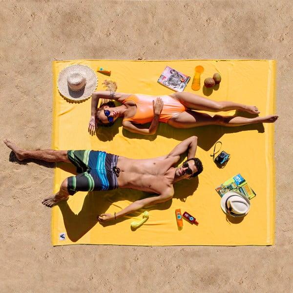Plážový ručník Origama XL Banana