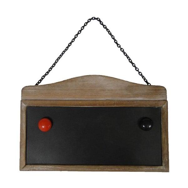 Nástěnná tabule Antic Line Antic Wooden