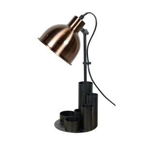Lampă de birou Red Cartel Study, negru-arămiu