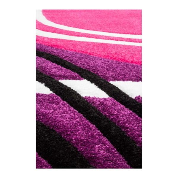 Koberec Lifestyle 114 fuchsia/purple, 160x230 cm