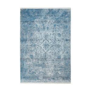 Modrý koberec Obsession Lao, 150 x 80 cm