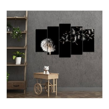 Tablou din mai multe piese 3D Art Duro Night, 102 x 60 cm