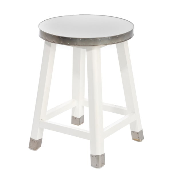 Stolička Wood Zinc