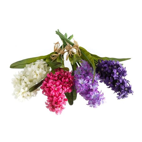 Sada 4 umělých květin Unimasa Bouquet