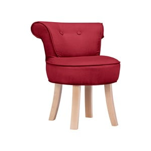 Červená dětská židle KICOTI Sweety