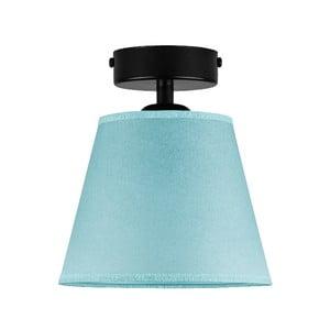 Modré stropní svítidlo Sotto Luce IRO Parchment, ⌀16cm