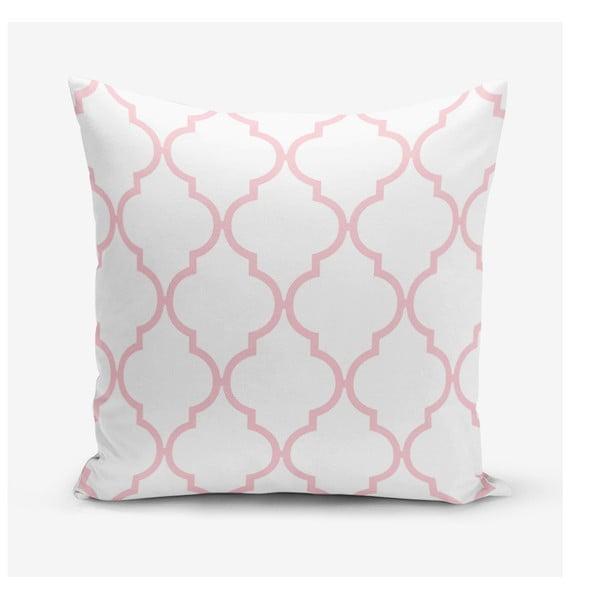 Povlak na polštář s příměsí bavlny Minimalist Cushion Covers Ogea, 45 x 45 cm