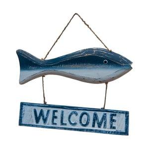 Nástěnná dekorace Pesce Welcome