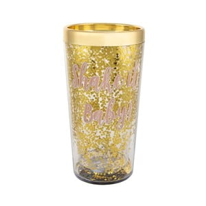 Šejkr na koktejly zlaté barvy Sass & Belle Prosecco