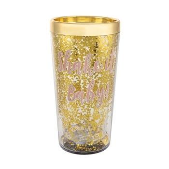 Shaker pentru cocktail-uri Sass & Belle Prosecco, auriu imagine