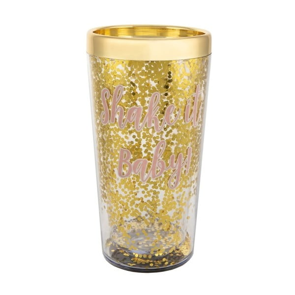 Prosecco aranyszínű koktél shaker - Sass & Belle