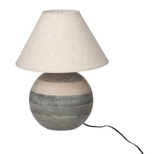 Stolní lampa Barn Grey, 40 cm