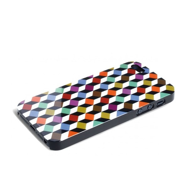 Obal na iPhone 4/4S Cubic