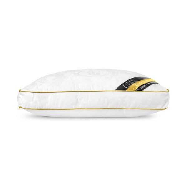 Polštář na spaní s dutými vlákny Dreamhouse Jacquard , 50x60cm