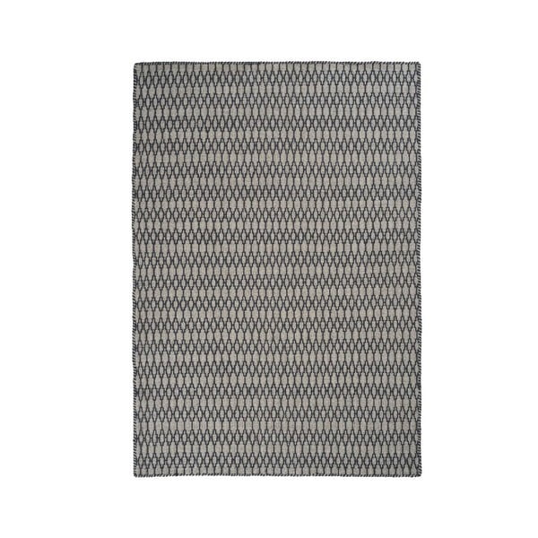 Vlněný koberec Linie Design Elliot Earth, 140x200 cm