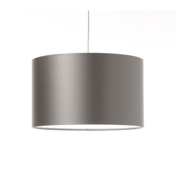 Stříbrné stropní světlo 4room Artist, variabilní délka, Ø 42 cm
