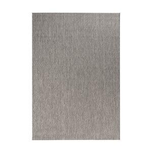 Šedý koberec vhodný do exteriéru Bougari Match, 200x290cm