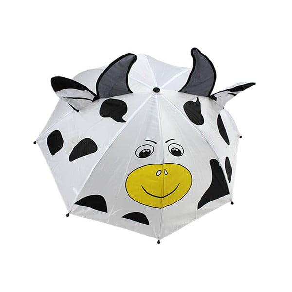 Dětský holový deštník Cow, ⌀75cm